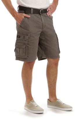 Lee Men's Wyoming Belted Cargo Shorts
