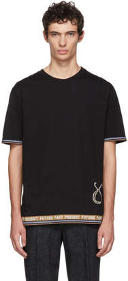 Loewe Black Past Present Future Lamp T-Shirt
