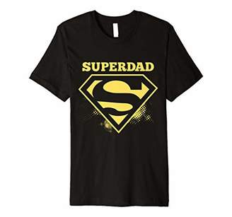 Super Dad T-Shirt For Men Hero Superpower Tee Premium T-Shirt