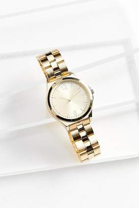 Urban Outfitters Classic Metal Link Watch