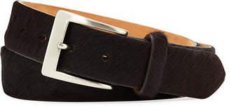 W.KLEINBERG W. Kleinberg Men's Camo Cow Hair Belt