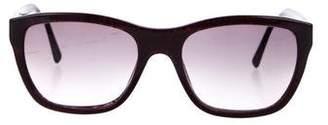 Chanel CC Gradient Sunglasses