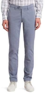 Saks Fifth Avenue COLLECTION Buttoned Chino Pants