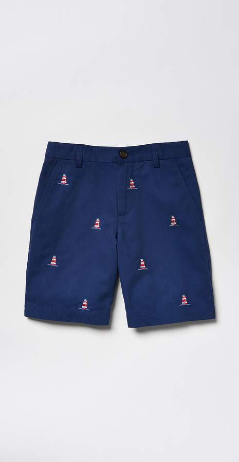 Boys' Oliver Shorts in Lighthouse