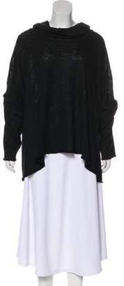 eskandar Linen-Blend Sweater