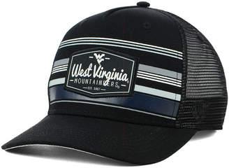 Top of the World West Virginia Mountaineers Top Route Trucker Snapback Cap