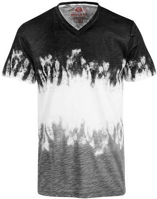 American Rag Men's V-Neck Tie Dye T-Shirt, Created for Macy's