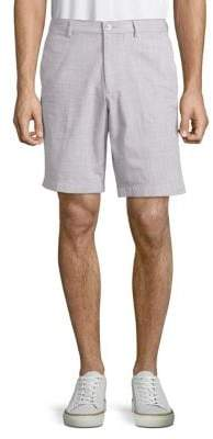 Perry Ellis End on End Cotton Shorts
