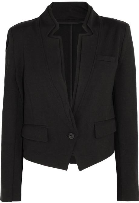 Karl Lagerfeld Jill jersey blazer