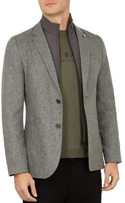 Ted Baker Kinsely Herringbone Regular Fit Sport Coat