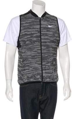 Nike Woven Running Vest