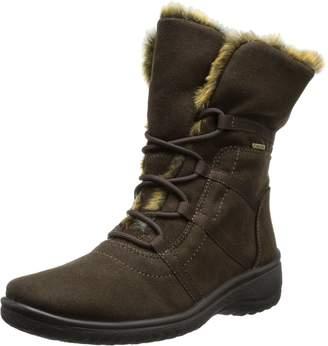ara Womens 12-48523 Munchen-ST Gore-Tex Suede Boots 6.5 US