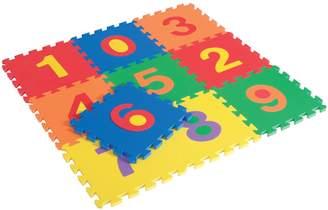 Edushape 10-pc. Edu-Tiles Numbers