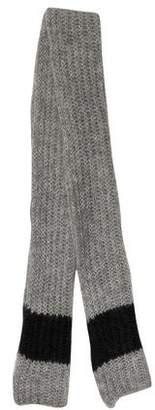 Etoile Isabel Marant Open Knit Scarf