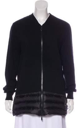 Moncler Lightweight Wool Jacket