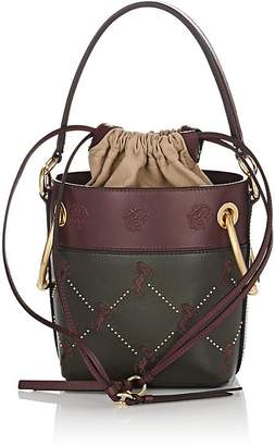 Chloé Women's Roy Small Leather Bucket Bag