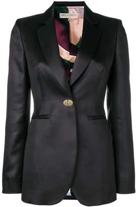 Emilio Pucci formal blazer