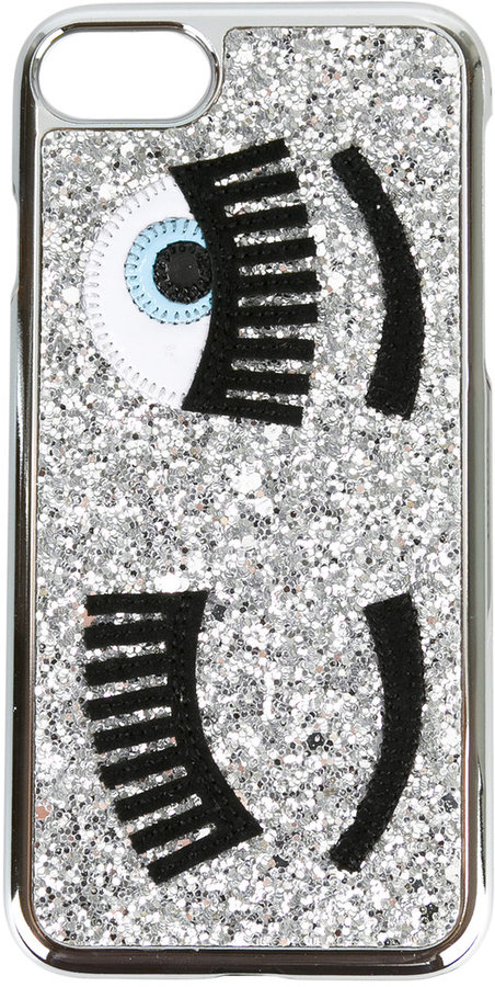 Chiara Ferragni Chiara Ferragni eyes iPhone 7 case