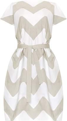 BEIGE Bo Carter - Venus Dress White &