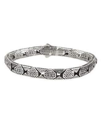 Konstantino Men's Aeolus Athena Sterling Silver Bracelet $680 thestylecure.com
