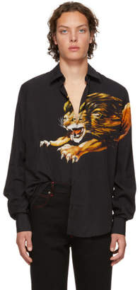 Givenchy Black Lion Shirt