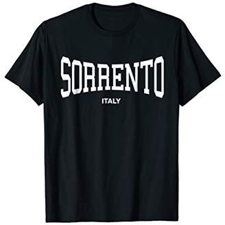 Sorrento Vintage Retro Sports Sorrento Gift T-Shirt