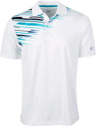 Greg Norman Attack Life by Men Cooper Polo
