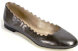 Chloé CH24160 - Scalloped Ballet Flat