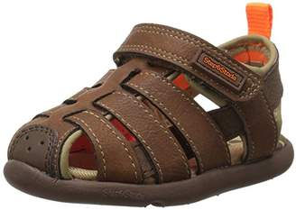 Step & Stride Baby Boy's Cromar-P Adjustable Sandal