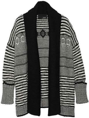 Line Knitwear Renie Long Cardigan