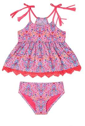 Hula Star Pretty Paisley Two-Piece Swimsuit