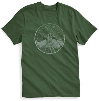 Ems Men Grass Roots Graphic Tee