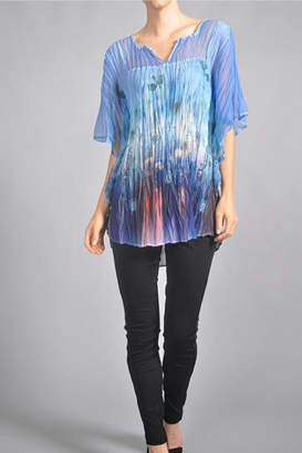 Komarov Calypso Watercolor Tunic