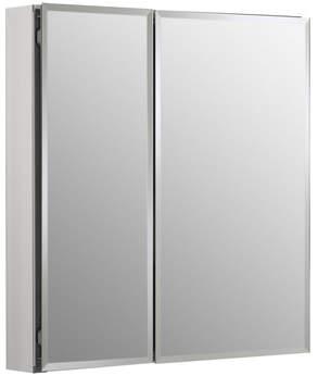 Kohler 25 x 26 Aluminum Mirrored Medicine Cabinet