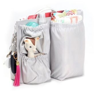 Life In Play ToteSavvy Mini Diaper Bag Insert in Grey $44.99 thestylecure.com