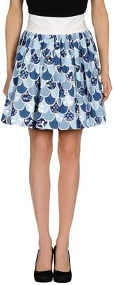 Olympia Le-Tan Mini skirts