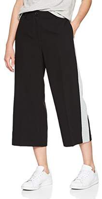 Sisley Women's Trouser, (Black 100), (Size: 44)