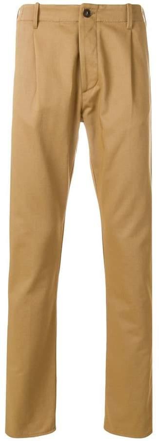 Fortela straight leg trousers