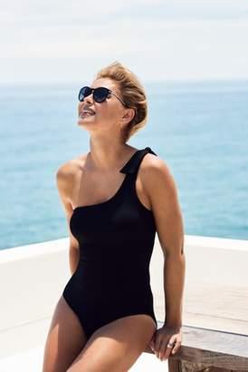 ab80fb3efbf5f Next Black One Piece Swimsuits For Women - ShopStyle UK