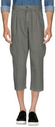 Eleven Paris BL.11 BLOCK 3/4-length shorts