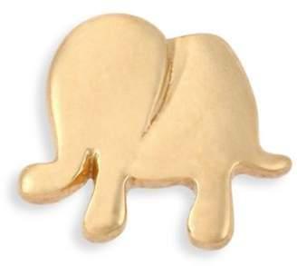 Loquet Elephant 18K Yellow Gold Charm
