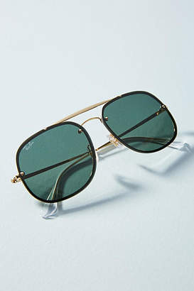 Ray-Ban Blaze General Aviator Sunglasses