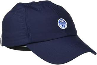 North Sails Men's Baseball Cap with Iconic Round Logo in Navy Blue - OS
