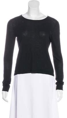 Jenni Kayne Knit Long Sleeve Top