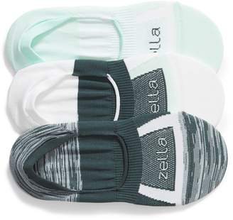 Zella 3-Pack Low Profile Socks