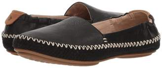 Sperry Sunset Ella Leather Women's Slip on Shoes