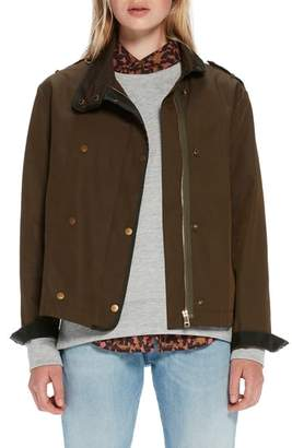 Scotch & Soda Boxy Double Breasted Jacket