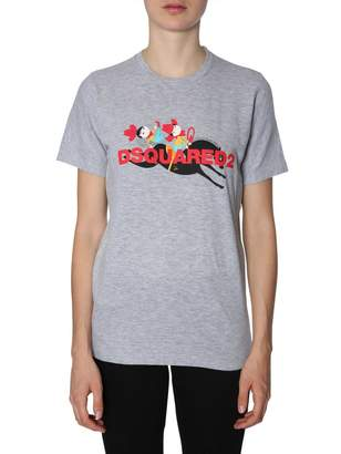 DSQUARED2 Lauren Fit T-shirt