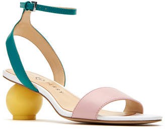 Katy Perry Adventure Color Block Dress Sandals Women's Shoes