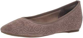 Rockport Women's Total Motion Hidden Wedge 20MM Perf Ballet Flat